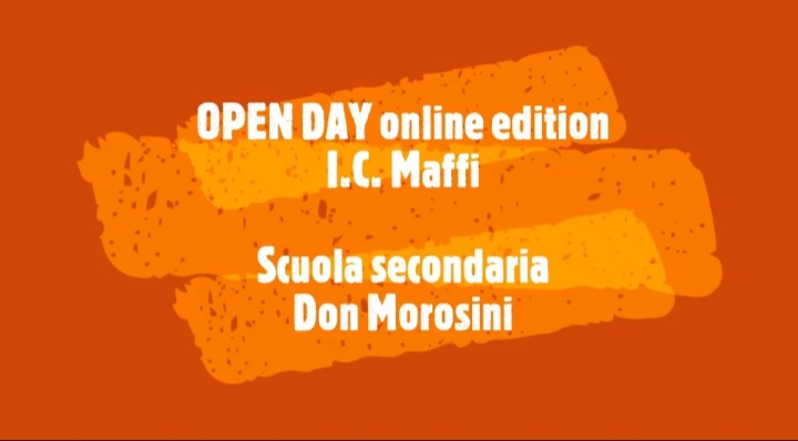 "Openday IC ""Via Maffi"""